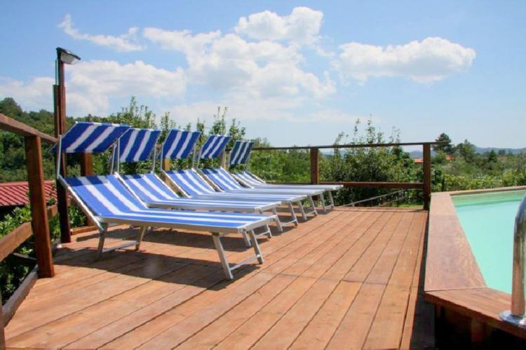 Holiday homeItaly - Liguria: Montebello Mono E  [6]