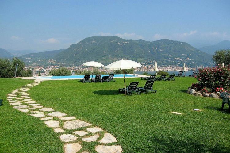 VakantiehuisItalië - Italiaanse Meren: Bilo Grande della Cascina  [12]