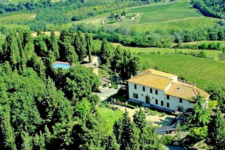 Holiday homeItaly - Tuscany/Elba: Loggia  [22]
