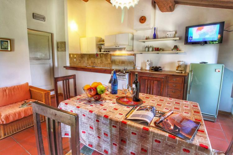 VakantiehuisItalië - Toscane/Elba: Casole d'Elsa  [20]