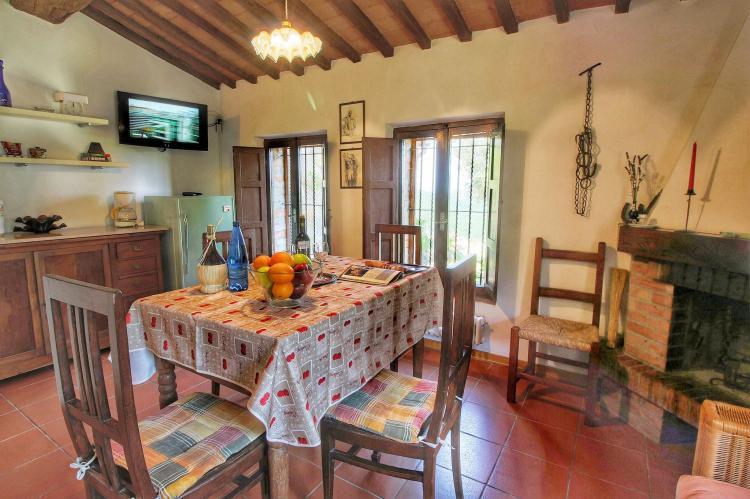 VakantiehuisItalië - Toscane/Elba: Casole d'Elsa  [21]