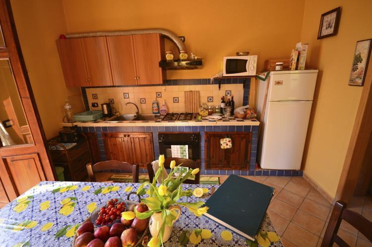 VakantiehuisItalië - Sicilië: Noto Marina  [10]