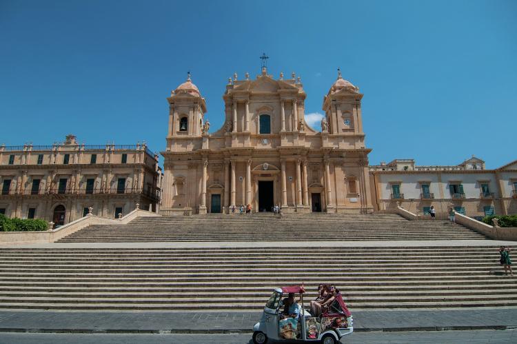 VakantiehuisItalië - Sicilië: Noto Marina  [25]