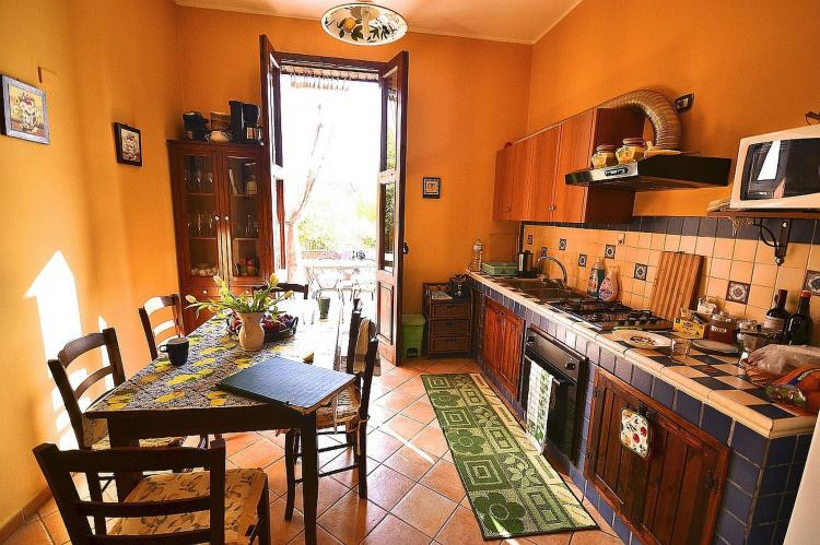 VakantiehuisItalië - Sicilië: Noto Marina  [9]