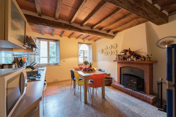 VakantiehuisItalië - Toscane/Elba: Casa Pascoso  [8]