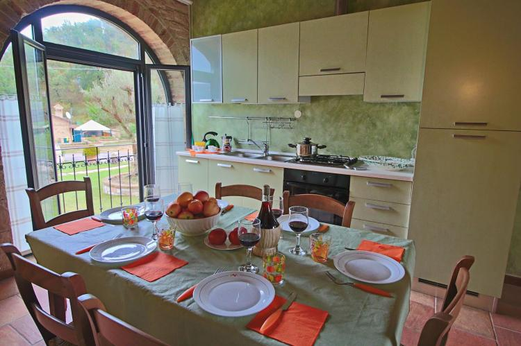 Holiday homeItaly - Umbria/Marche: Belvedere  [18]