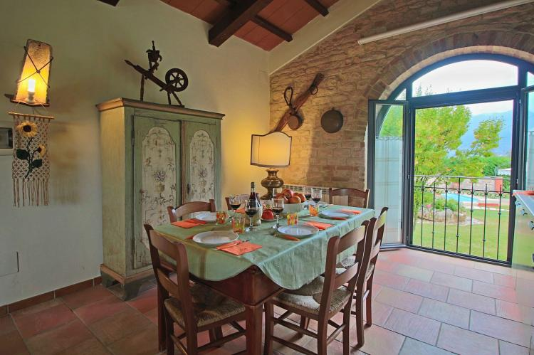 Holiday homeItaly - Umbria/Marche: Belvedere  [16]