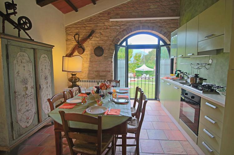 Holiday homeItaly - Umbria/Marche: Belvedere  [39]