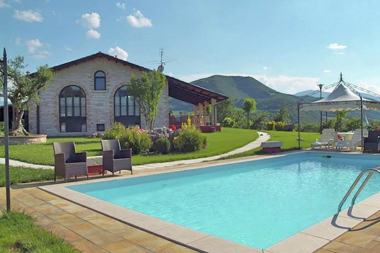 Holiday homeItaly - Umbria/Marche: Belvedere  [1]