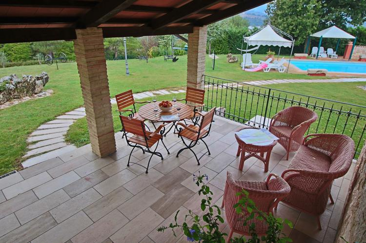 Holiday homeItaly - Umbria/Marche: Belvedere  [29]