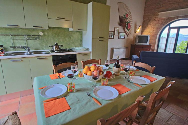 Holiday homeItaly - Umbria/Marche: Belvedere  [15]