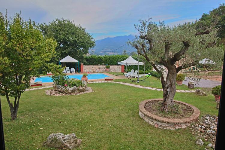Holiday homeItaly - Umbria/Marche: Belvedere  [8]