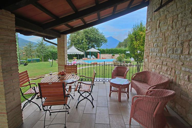 Holiday homeItaly - Umbria/Marche: Belvedere  [9]