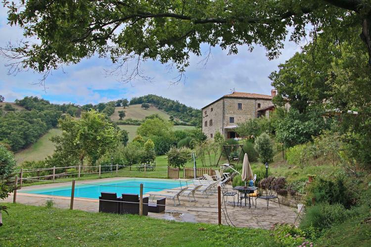 Holiday homeItaly - Umbria/Marche: Gorgaccia  [1]