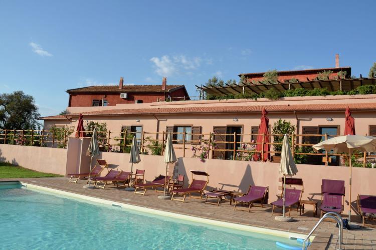 VakantiehuisItalië - Lazio/Rome: La Lavanda  [1]