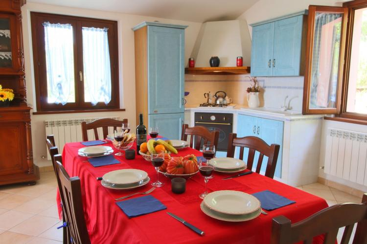 Holiday homeItaly - Umbria/Marche: La Panoramica da Stroppa  [14]