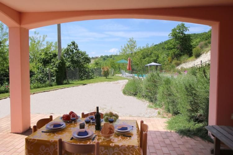 Holiday homeItaly - Umbria/Marche: La Panoramica da Stroppa  [27]