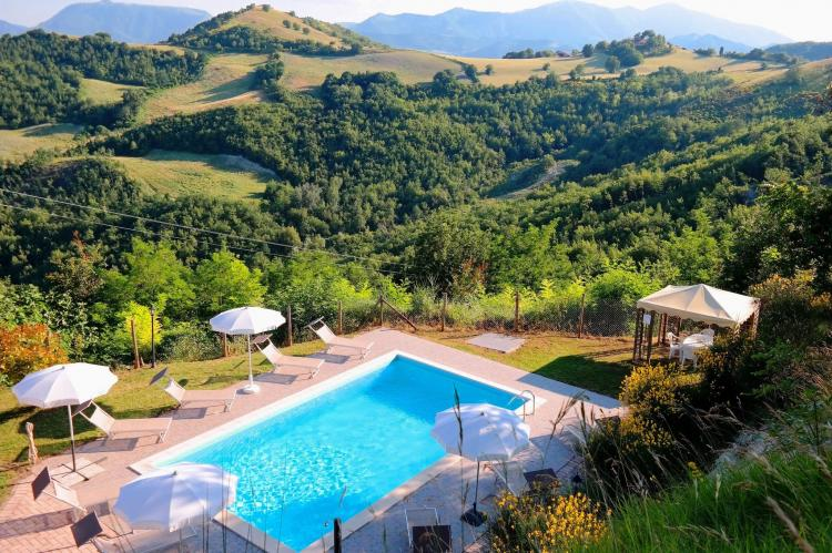 Holiday homeItaly - Umbria/Marche: La Panoramica da Stroppa  [10]