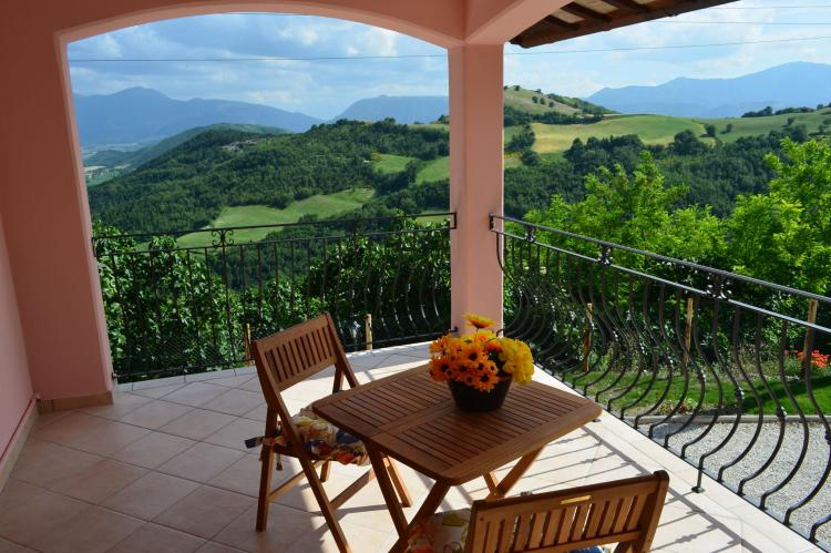 Holiday homeItaly - Umbria/Marche: La Panoramica da Stroppa  [29]