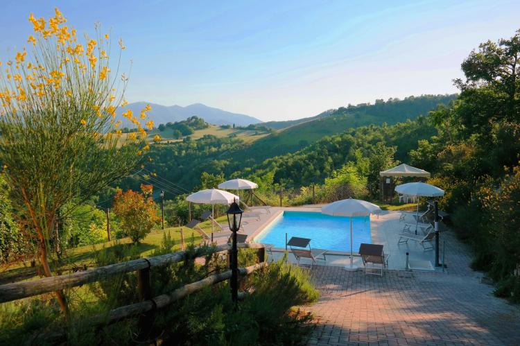 Holiday homeItaly - Umbria/Marche: La Panoramica da Stroppa  [11]