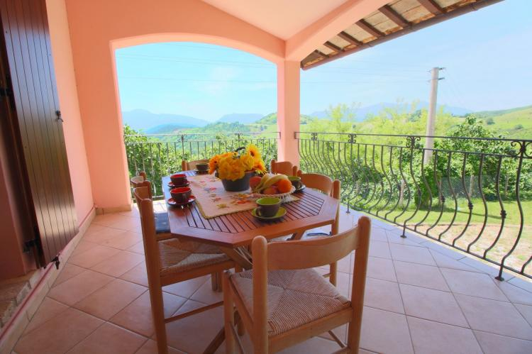 Holiday homeItaly - Umbria/Marche: La Panoramica da Stroppa  [25]