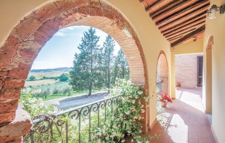VakantiehuisItalië - Toscane/Elba: Villa Murlo  [5]