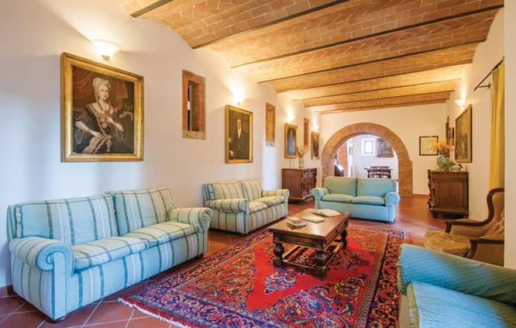 VakantiehuisItalië - Toscane/Elba: Villa Murlo  [10]