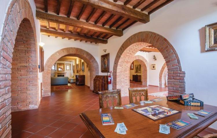 VakantiehuisItalië - Toscane/Elba: Villa Murlo  [11]
