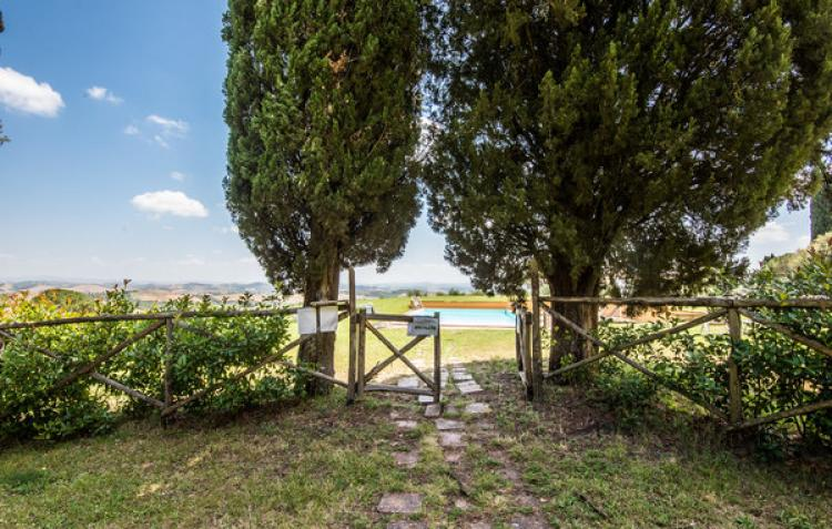 VakantiehuisItalië - Toscane/Elba: Villa Murlo  [8]
