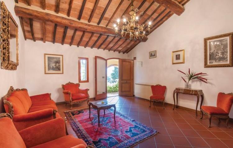 VakantiehuisItalië - Toscane/Elba: Villa Murlo  [12]