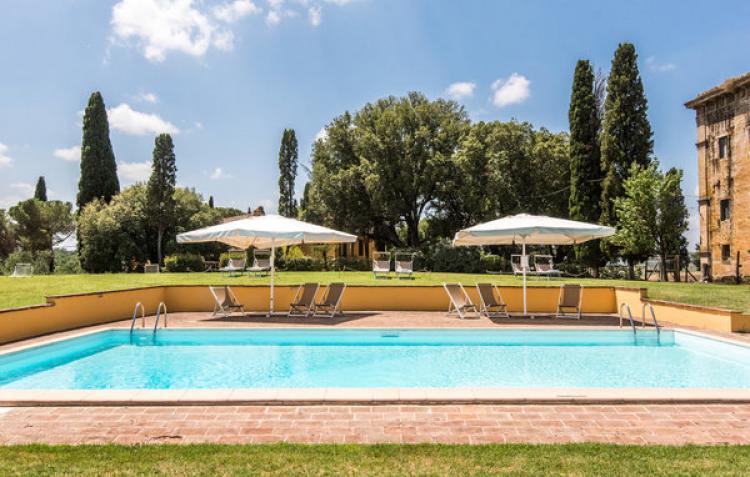 VakantiehuisItalië - Toscane/Elba: Villa Murlo  [6]