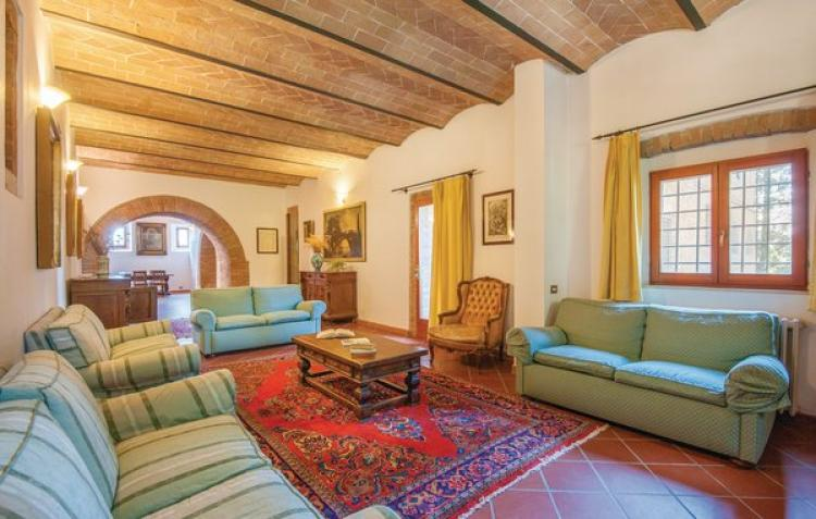 VakantiehuisItalië - Toscane/Elba: Villa Murlo  [3]