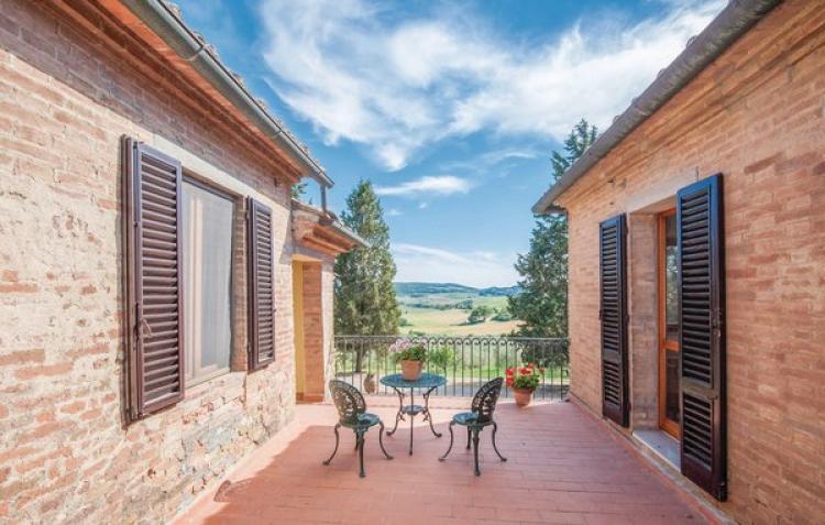 VakantiehuisItalië - Toscane/Elba: Villa Murlo  [9]