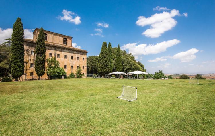 VakantiehuisItalië - Toscane/Elba: Villa Murlo  [1]