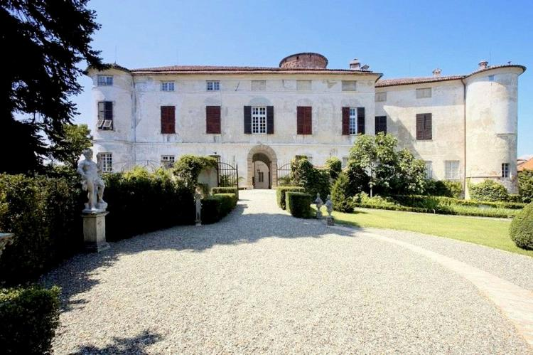 VakantiehuisItalië - Piëmonte: Castello Grimalda - Conchiglie  [1]