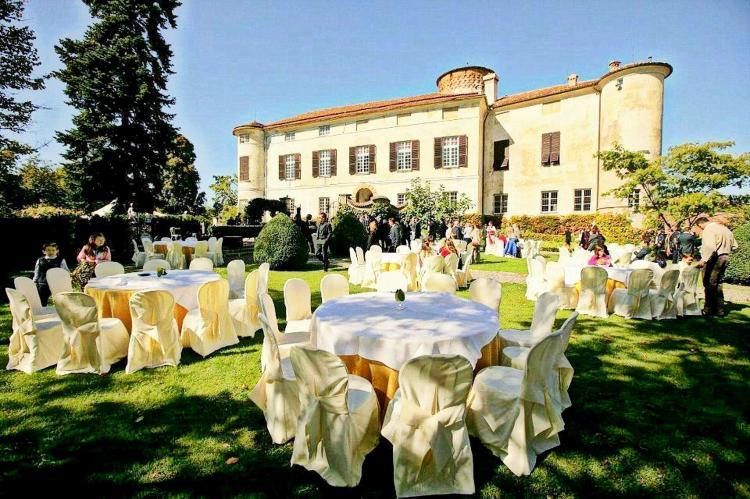 VakantiehuisItalië - Piëmonte: Castello Grimalda - Isnardo  [3]