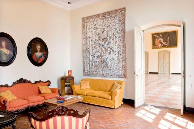 VakantiehuisItalië - Piëmonte: Castello Grimalda - Isnardo  [5]