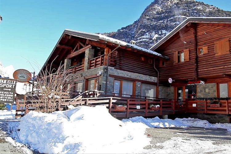 Holiday homeItaly - Valle d'Aosta: Chalet Antey Quadri C  [8]