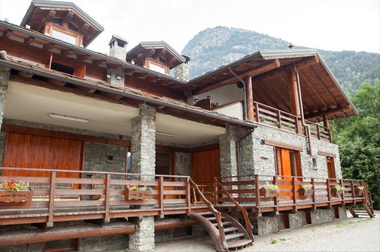 Holiday homeItaly - Valle d'Aosta: Chalet Antey Quadri C  [2]