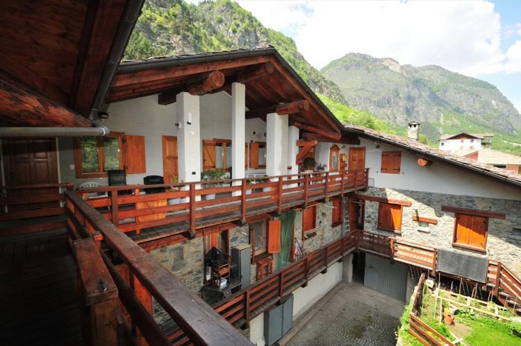 Holiday homeItaly - Valle d'Aosta: Chalet Antey Quadri C  [4]
