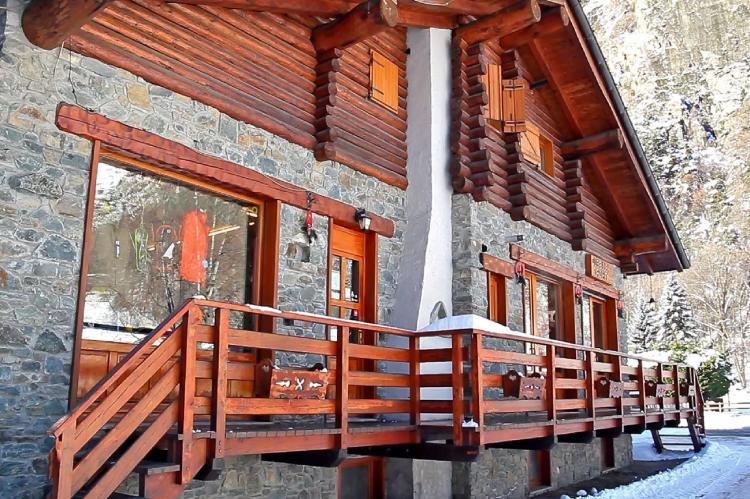 Holiday homeItaly - Valle d'Aosta: Chalet Antey Quadri C  [16]
