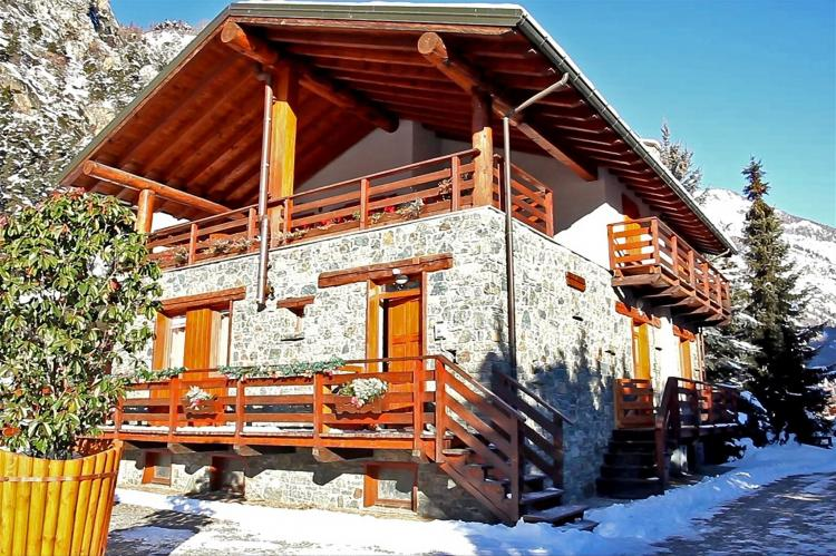 Holiday homeItaly - Valle d'Aosta: Chalet Antey Quadri C  [15]