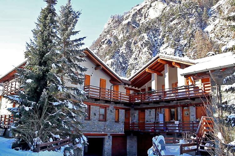 Holiday homeItaly - Valle d'Aosta: Chalet Antey Quadri C  [17]