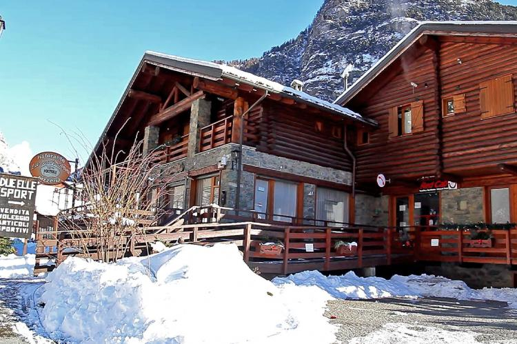 Holiday homeItaly - Valle d'Aosta: Chalet Antey Trilo  [14]