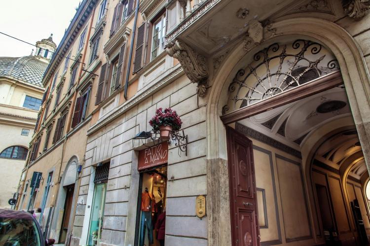Holiday homeItaly - Lazio/Rome: Piazza del Popolo  [1]