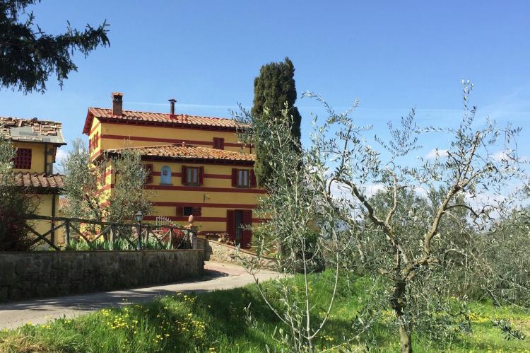 VakantiehuisItalië - Toscane/Elba: Monna Due  [7]
