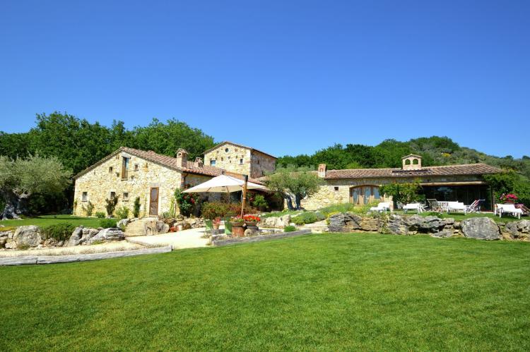 VakantiehuisItalië - Umbrië/Marche: Villa Mezzeria  [8]
