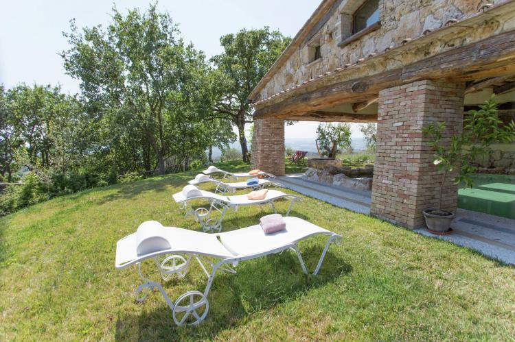 Holiday homeItaly - Umbria/Marche: Villa Mezzeria  [16]