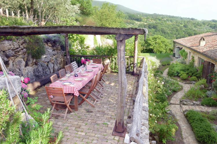 VakantiehuisItalië - Umbrië/Marche: Villa Mezzeria  [35]
