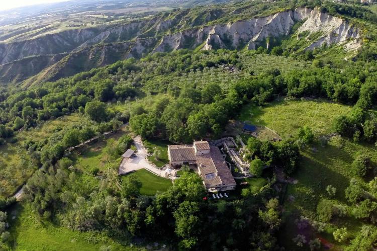 VakantiehuisItalië - Umbrië/Marche: Villa Mezzeria  [39]